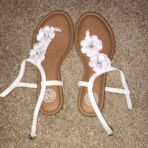 Adjustable sandals